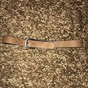 Diesel belt
